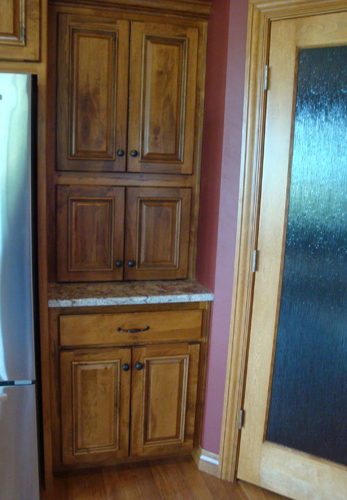 Gallery of custom kitchen cabinets